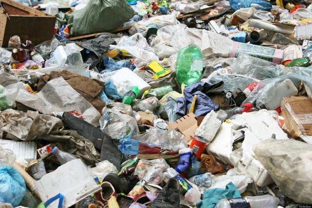 information on garbage pollution